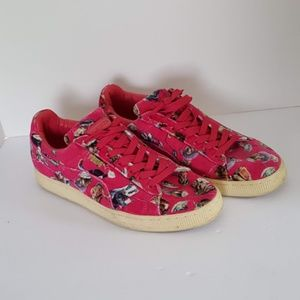Puma Sneakers House of Hackney Basket Classic Pink
